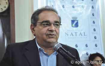 Alex Viana: Elogiável a postura do prefeito de Natal, Álvaro Dias, que prefere exercer o mandato até o final - Agora RN