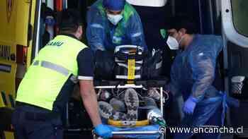 La Florida: Hombre que practicaba parapente fue hospitalizado tras caer en Cerro Panul - EnCancha.cl