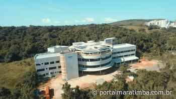 Prefeitura consegue prorrogar prazo de entrega do Hospital de Guarapari - Portal Maratimba