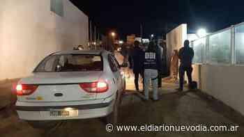 La DDI de Caleta Olivia esclarece robos tras 7 allanamientos realizados - El Diario Nuevo Dia