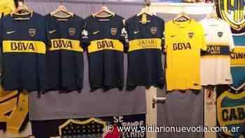 Caleta Olivia: Le desvalijaron la casa a plena luz del día y se llevaron una colección de camisetas oficiales de Boca - El Diario Nuevo Dia