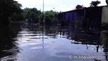 Reportan inundaciones en San Vicente tras intensas lluvias - elsalvador.com