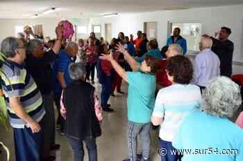 En conjunto con el Municipio: El Hogar San Vicente de Paul realizará una actividad para adultos mayores - Sur54