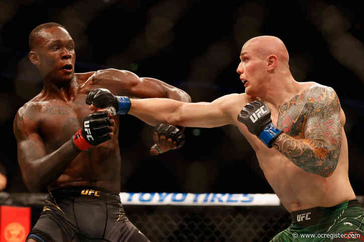 UFC 263: Israel Adesanya beats Marvin Vittori to defend middleweight title
