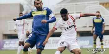 Primera B: Felipe Flores y Cristián Muñoz lideran remontada de Barnechea ante el Unión San Felipe de Kike A... - RedGol