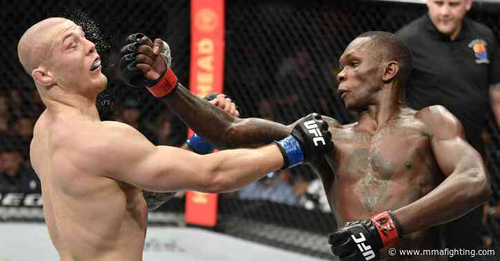 Israel Adesanya dominates Marvin Vettori for five rounds to win lopsided decision in UFC 263 main event