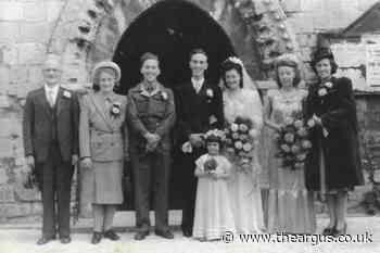 Quest to return mystery wedding photograph taken in Shoreham