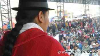 Leonidas Iza llama a una movilización para el 11 de junio, dos semanas antes del Congreso de la Conaie - El Comercio - El Comercio (Ecuador)