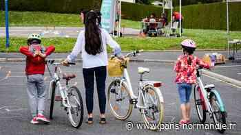 Mobilités à Barentin : place aux enfants - Paris-Normandie