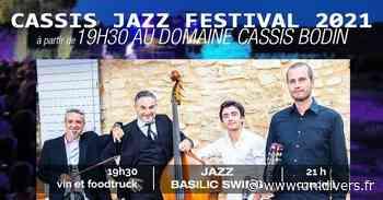 Cassis Jazz Festival – Basilic Swing CHÂTEAU FONTBLANCHE,DOMAINE BODIN vendredi 27 août 2021 - Unidivers
