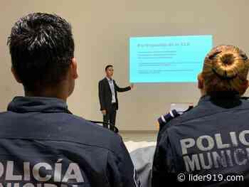 Capacitan a integrantes de Grupos de Búsqueda de las Regiones Ciénega y Centro - Líder Informativo