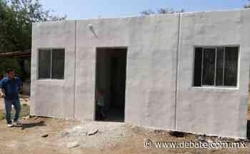 Supervisan segunda etapa de acciones de vivienda en Angostura - Debate
