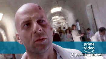 Streaming-Tipp auf Amazon Prime Video: Bruce Willis und Brad Pitt in einem 5-Sterne-Sci-Fi-Meisterwerk