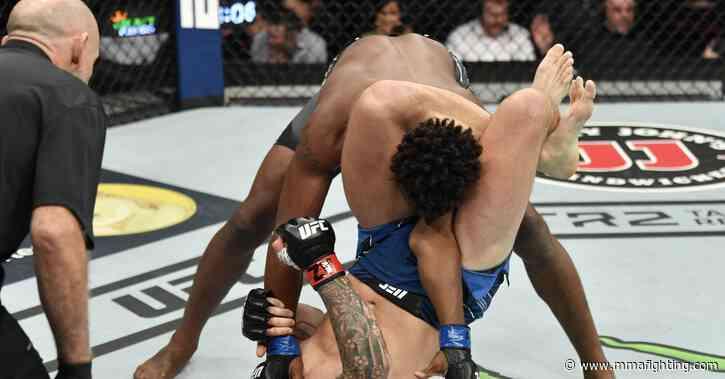 UFC 263 bonuses: Paul Craig, Brandon Moreno get Performance nods, Terrance McKinney gets unofficial one