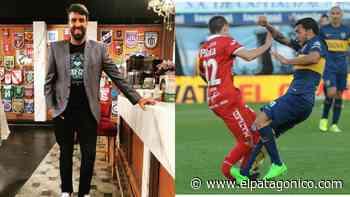 """Eligen a Tevez como el jugador más """"mala leche"""" del fútbol argentino - El Patagonico"""