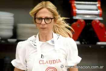 MasterChef Celebrity: Claudia Fontán fue acusada de mala compañera - LA NACION