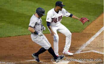Vaya... Yankees rompe mala racha y gana en Minnesota - Séptima Entrada