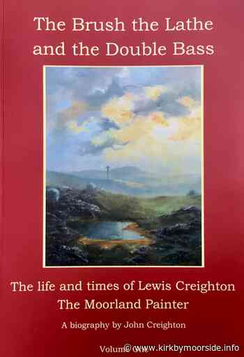 Biography of Lewis Creighton reprinted - The Kirkbymoorside Town Blog - The Kirkbymoorside Town Blog