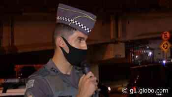 Polícia procura grupo suspeito de roubar comerciantes em Mogi - G1