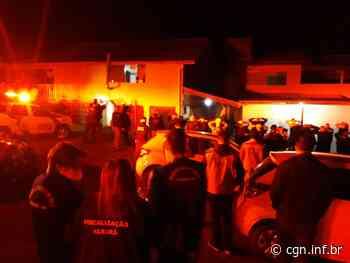 Festa clandestina é encerrada com chegada da PM em Cascavel - CGN
