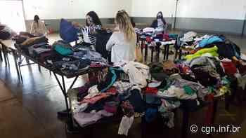 Bazar em prol de animais resgatados é realizado no Bairro Cascavel Velho - CGN