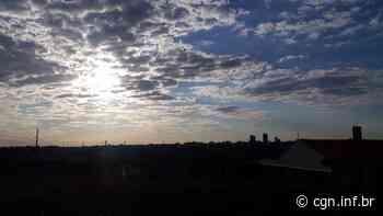 Previsão do Tempo: muitas nuvens e sol em Cascavel; não há expectativa de chuva - CGN