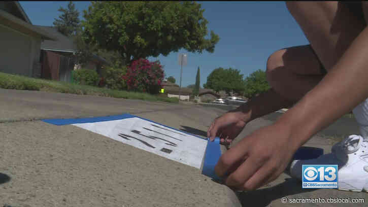 Footwear Fundraiser: Stockton Teen's Desire For New Shoes Leads To Efforts To Help Others