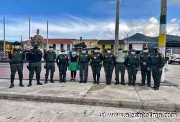 La Policía se tomó Villahermosa con toda su oferta institucional - Alerta Tolima