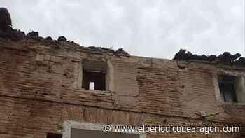 El Palacio de los duques de Villahermosa de Los Fayos sufre otro derrumbe - El Periódico de Aragón