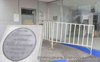Detectan Covid-19 en 15 empleados de Centro Cultural Villahermosa - El Heraldo de Tabasco