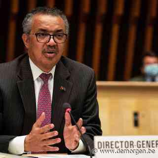Live - WHO-topman wil binnen een jaar wereldwijde vaccinatiegraad van 70 procent