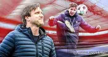 Eintracht Frankfurt: So schnappte sich Markus Krösche Trainer Oliver Glasner - SPORT1