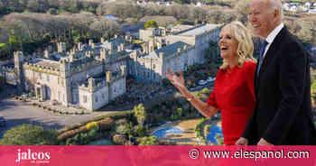 El castillo de Tregenna, el hotel de lujo donde se alojan Joe y Jill Biden en Inglaterra - El Español