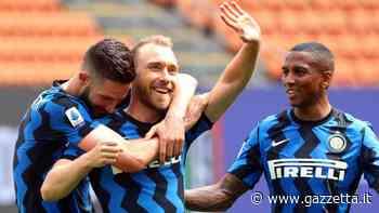 """Eriksen, l'Inter dal dramma alla speranza. E lui scrive in chat: """"Sto bene"""""""