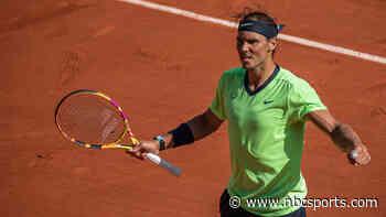 French Open 2021: Rafael Nadal, Novak Djokovic to meet in semifinals - NBC Sports