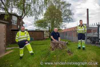 Blackburn: Didsbury Street substation set for makeover - Lancashire Telegraph