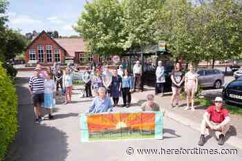 Campaigners say Herefordshire town is being held back