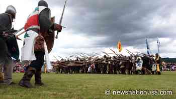 Revealed: How the little people helped Bruce to famed Bannockburn victory - News Nation USA