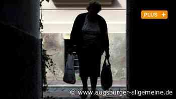 Hilfe für Senioren: Die Stadt Augsburg muss schnell handeln - Augsburger Allgemeine