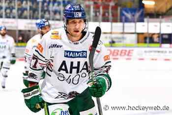 Jaroslav Hafenrichter wechselt von Augsburg nach MemmingenÜberraschender Transfer - Hockeyweb.de