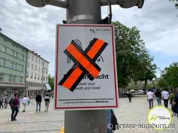 Augsburg   Corona-Inzidenz klettert weiter   Presse Augsburg - Presse Augsburg