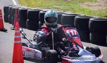 Vuelven los pilotos a girar en el kartódromo de Trenque Lauquen - La Opinion