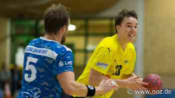 Handballer Fabian Rußwinkel vom TV Bissendorf-Holte fiebert Relegation entgegen - NOZ