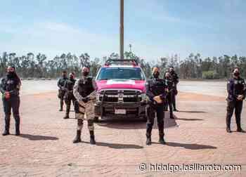 Patrullas rosas atienden 2 o 3 casos de violencia vs mujeres en Tulancingo - La Silla Rota