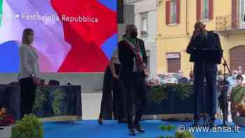 2 giugno, a Codogno premiati gli angeli della pandemia - Italia - Agenzia ANSA