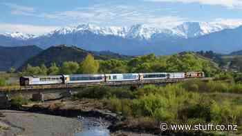 Why can't Coastal Pacific train be for tourism and public transport? - Stuff.co.nz