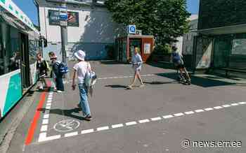 Tallinn marks public transport stops as smoke-free areas - ERR News