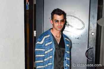 Joe Jonas Crashes Jonas Brothers Vs. One Direction SoulCycle Class - ETCanada.com