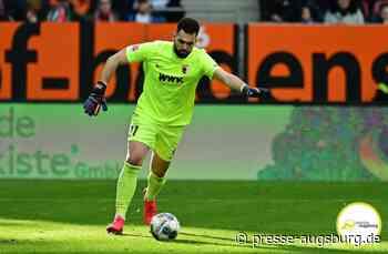 Von der FC Augsburg-Ersatzbank zur EM - Tschechien nominiert Torhüter Koubek nach   Presse Augsburg - Presse Augsburg