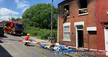 House fire caused by faulty mobile phone charger - Stoke-on-Trent Live